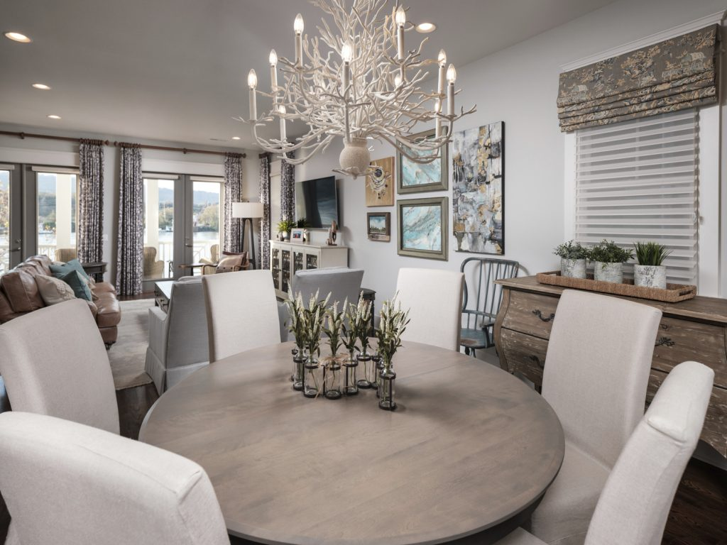 Cameron Harbor dining table