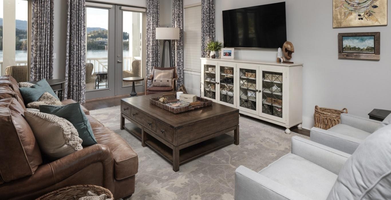Interior Design Window Treatments